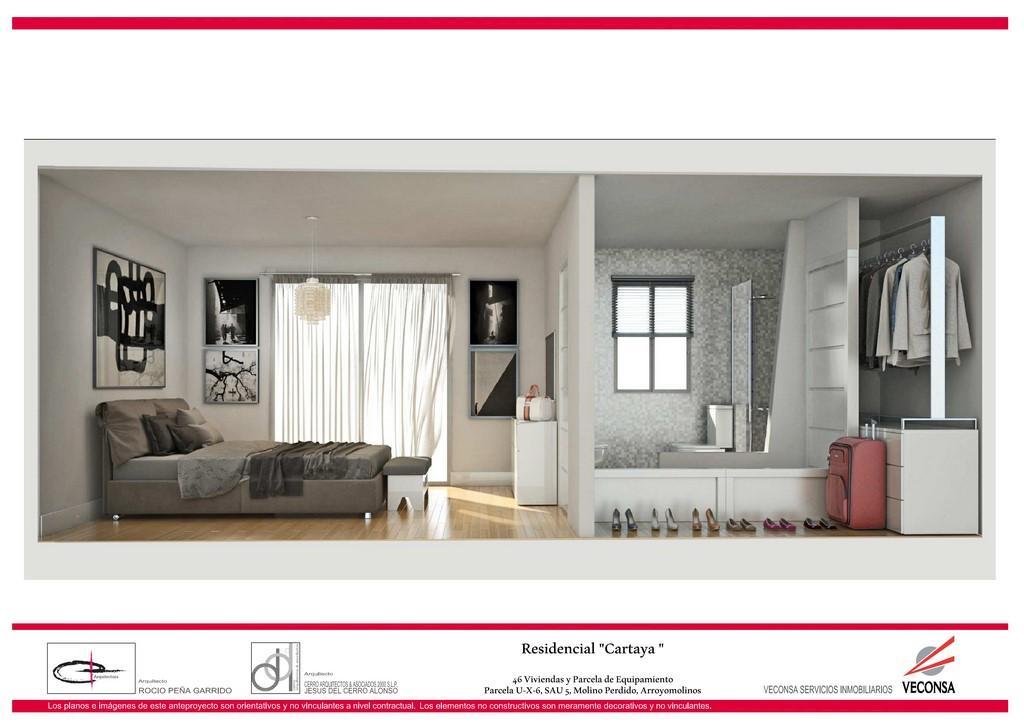 Chalets adosados y pareados residencial cartaya - Chalets en arroyomolinos obra nueva ...
